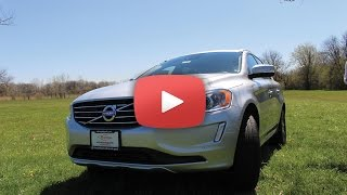 2015.5 Volvo XC60 Review | Chicago News Test Drive