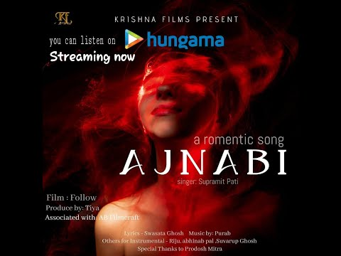 Ajnabi -Hot & Love song (Follow) sizzling chemistry