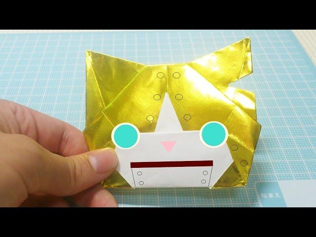 ハート 折り紙:簡単に折れる折り紙-youtube.com