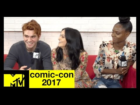 dating riverdale cast