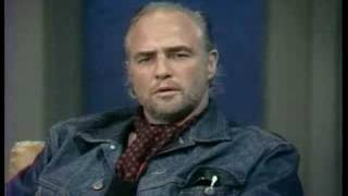 Marlon Brando Interview 1973 (2/6)