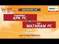 APK FC vs Mataram FC (FT :4-4) - Blend Futsal Profesional 2017