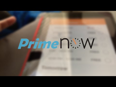 Testing Out Amazon's Prime Now 1 Hour DELIVERY: Worth It?