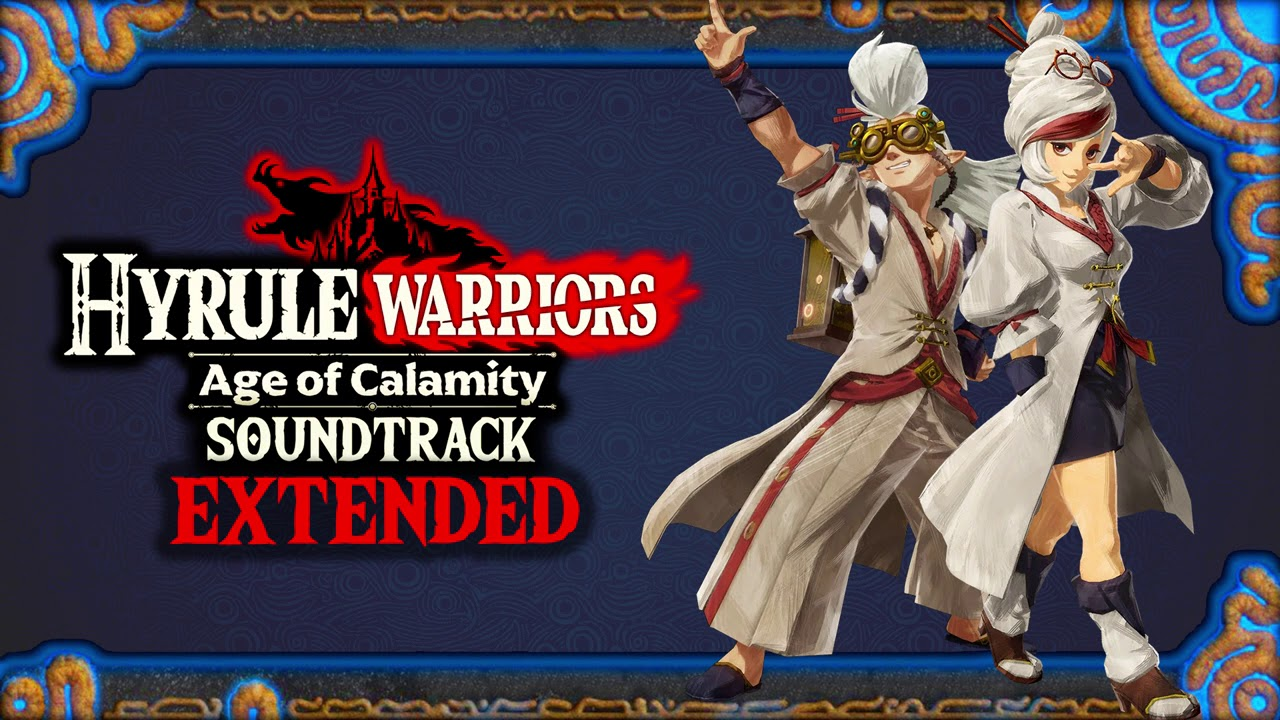 Guardian Menace Hyrule Warriors Age Of Calamity Ost Extended Soundtrack Youtube