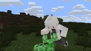 苦力怕逆襲 | Minecraft 小品動畫 | 當個創世神【納歐】
