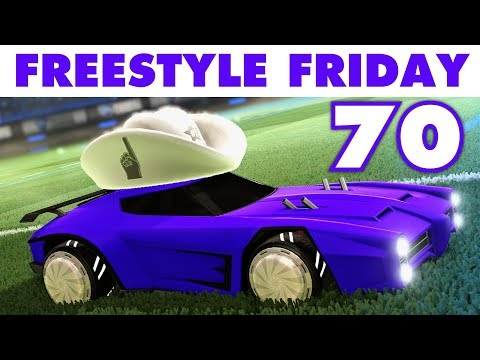 Freestyle Friday 70 | Rocket League - JHZER