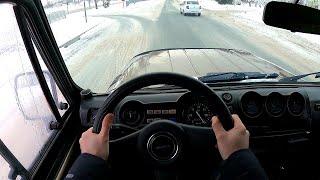 1999 уаз 3159 барс POV test drive