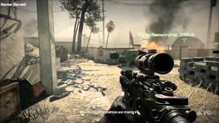 Call of Duty: Modern Warfare 3 Gameplay (PC HD) [1080p]