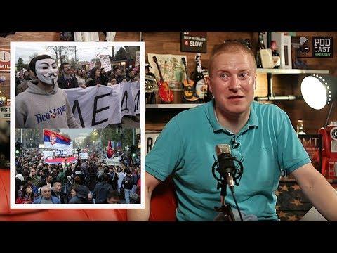 Teša Tešanović - Situacija u Srbiji je na ivici pucanja
