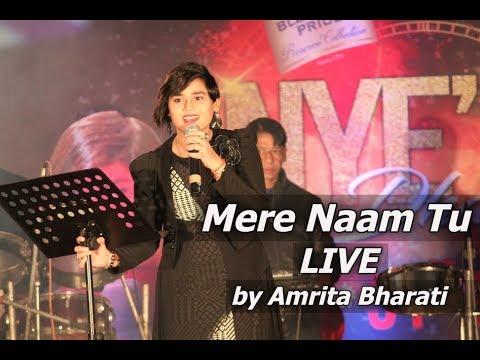 Mere Naam Tu | Zero | Shahrukh Khan | Abhay Jodhpurkar | Live Performance by Amrita Bharati