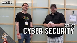 How to Get to Get into Cyber Security from College with Clint Gibler - Episode 1
