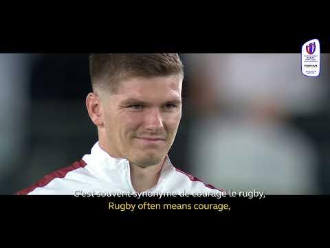 Coupe du Monde de Rugby : 2 years a go ! PROMAN