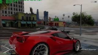 Grand Theft Auto V | EVGA GTX 1070 SC | i5 4670k