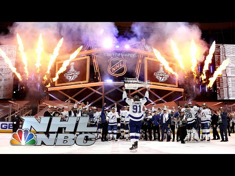 How NHL overcame 'darkest hours' in sports for historic 2020 Stanley Cup Playoffs | NBC Sports