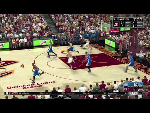 Jacobey and Oii Holly's NBA 2k highlights
