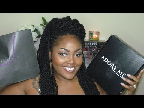 Shapers & Lingerie |Adore Me + Lane Bryant