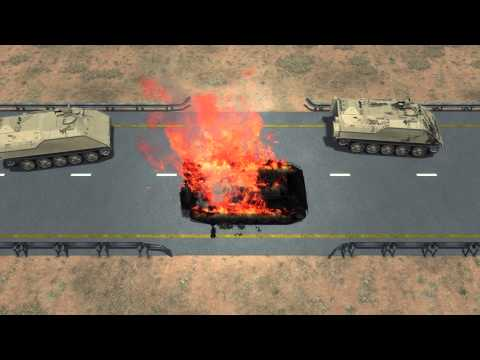 Hezbollah strike on IDF convoy near Lebanon border kills 2 soldiers