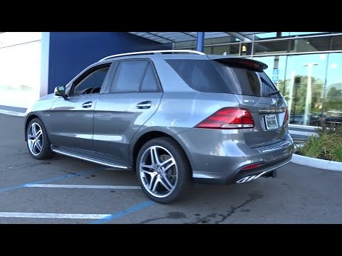 2018 mercedes benz gle pleasanton walnut creek fremont for Pleasanton mercedes benz