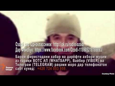 'Гулмурод Ҳалимов барои ДИИШ нодаркор шудааст'