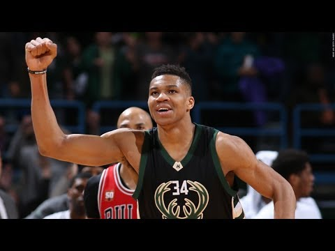 """Giannis Antetokounmpo Mix """"Can't Hold Us"""""""