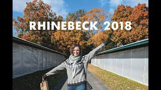 VLOG: RHINEBECK 2018 (NY Sheep & Wool Festival) | PAPER TIGER