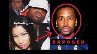 Nicki Minaj & #7even EXPOSES Safaree about Ghostwriting her Raps LIES 🐸☕️ #Hoodstars #LHHH