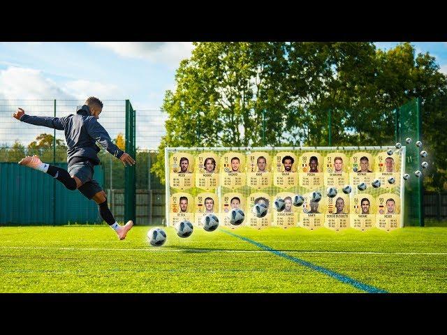 EXTREME FIFA 19 WORLD XI ULTIMATE TEAM BATTLE | BILLY WINGROVE VS JEREMY LYNCH