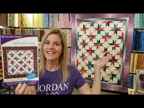 REALLY POINTY Stars Quilt! thumbnail