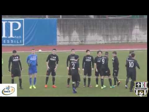 Virtus Bergamo 1909-Grumellese, Juniores Nazionale Girone C 2017/2018