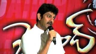 Jai Hind 2 - Arjun New Movie - Jagapathi Babu Speech [HD]