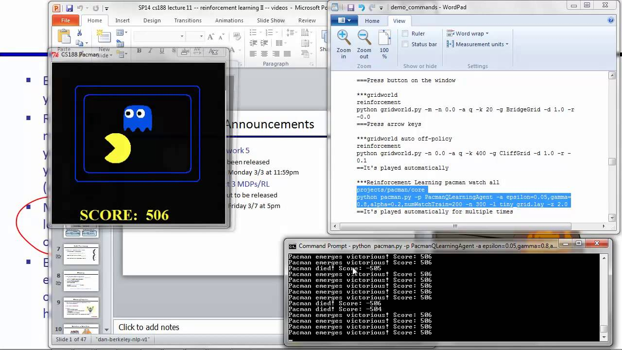 Lecture 11: Reinforcement Learning II