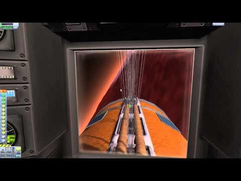 Kerbal Space Program - Orange Efficiency - Reddit Challenge