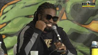 HERE COME THE KINGS Morgan Heritage in conversation @ Reggae University 2019