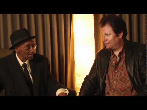 Dave Specter's Blues And Beyond Interview With Hubert Sumlin Part 1