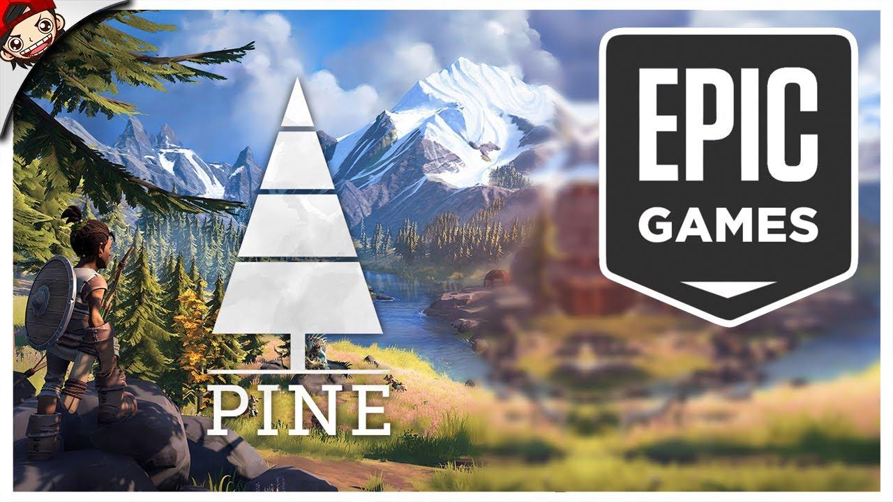 🔴 PINE LE JEU D'AVENTURE GRATUIT SUR L'EPIC GAME STORE