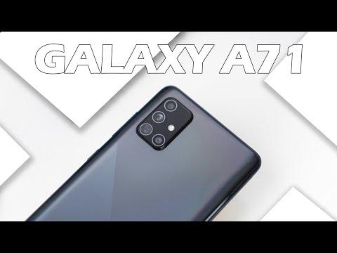 Đánh Giá Nhanh Samsung Galaxy A71: So Với Galaxy A51 Thì Có Gì Khác?