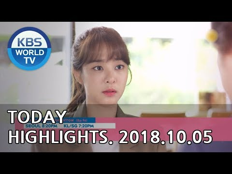 Today Highlights-K-RUSH 3/Sunny Again Tomorrow E96/The Ghost Detective E17-18[2018.10.05]