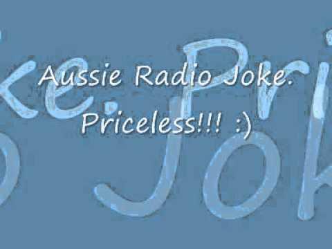 Aussie Radio Joke