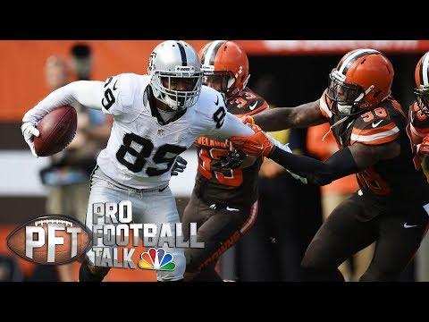 Raiders got great value in Amari Cooper trade I Pro Football Talk I NBC Sports
