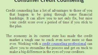 Debt Consolidation Loan - Credit Card Consolidation