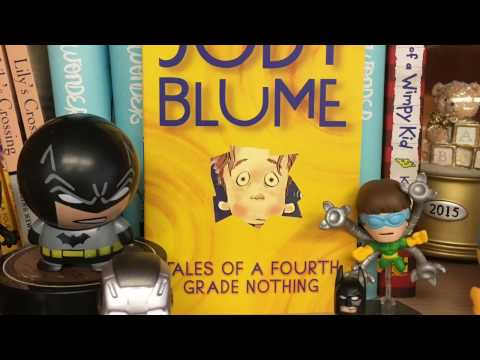 Children S Book Read Aloud Tales Of A Fourth Grade Nothing