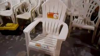 Bryan Talks Adams Adirondack Chairs
