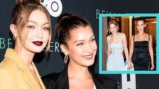 Bella & Gigi Hadid CUTEST Sister Moments!! | Hollywire