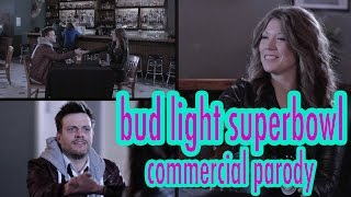 #Up For Whatever  - Bud Light Superbowl Commercial Parody