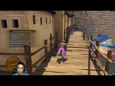 Dragon Quest XI] Draconian Quest Guide/Breakdown : dragonquest