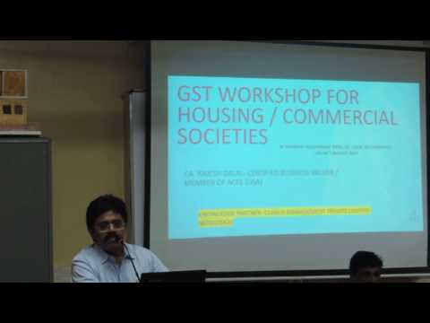GST impact on housing and commercial societies 01