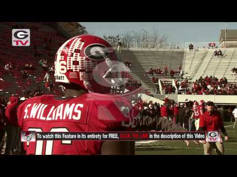 Football: Game Time _ Shawn Williams_#36 SS: 2012