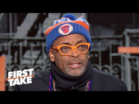 Spike Lee explains the incident at Madison Square Garden | First Take