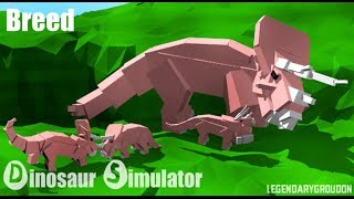 How to get DNA in rapid/Roblox dinosaur simulator