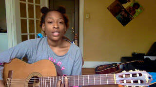 Lauryn Hill -I get out (guitar tutorial)